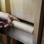 Das ist die tiefste Wattwiler Orgelpfeife.